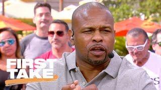Download Roy Jones Jr. makes pick for Mayweather-McGregor   First Take   ESPN Video