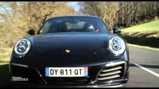 Download Essai - Nouvelle Porsche 991 Carrera S 2016 - (émission Grand Tourisme) Video