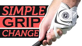 Download Simple Grip Change to Stop Your Slice Video