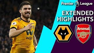 Download Wolves v. Arsenal | PREMIER LEAGUE EXTENDED HIGHLIGHTS | 4/24/19 | NBC Sports Video