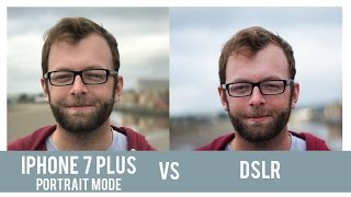 Download iPhone 7 Plus Portrait Mode VS DSLR - Which is Better? Video
