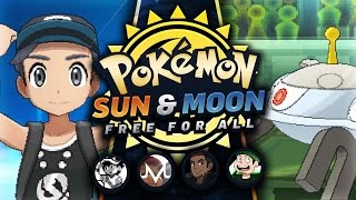 Download THEY FALL INTO MY TRAP! VS VGMarkis, CraigMaster, MajinMind! - Pokemon Sun and Moon FFA Video
