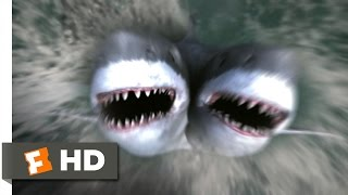 Download 2-Headed Shark Attack (3/10) Movie CLIP - Get Out of the Water! (2012) HD Video