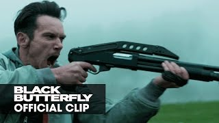 "Download Black Butterfly (2017 Movie) – Official Clip ""Getaway"" Video"