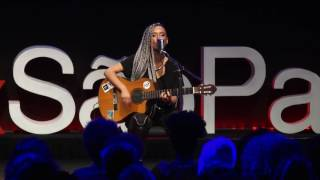 Download Musical performance | Yzalú | TEDxSaoPauloSalon Video