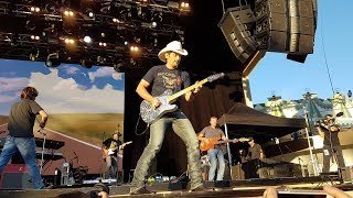 Download Brad Paisley Live - Intro to - Weekend Warrior Tour - Last time for everything, Purple Rain Video