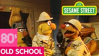 Download Sesame Street: Bert and Ernie in a Pyramid Video