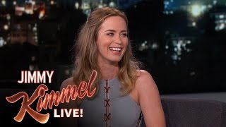 Download Emily Blunt Takes the REAL U.S. Citizenship Test Video