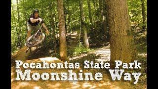 Download Pocahontas State Park Swift Creek Moonshine Way Video