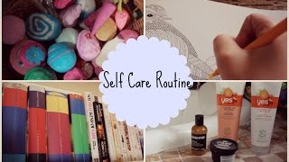 Download MY SELF CARE ROUTINE // MHAW16 Video
