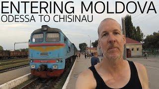 Download Crossing from Odessa Ukraine to Chisinau Moldova E013 Video