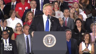 Download WATCH LIVE: President Trump delivers remarks on Venezuela Video