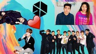 Download EXO AMAZING VOCALS REACTION !!! Video
