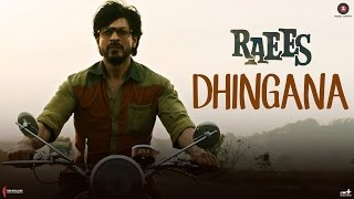 Download Dhingana | Raees | Shah Rukh Khan | JAM8 | Mika Singh Video