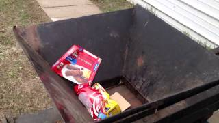 Download Can baler/Trash compactor Video