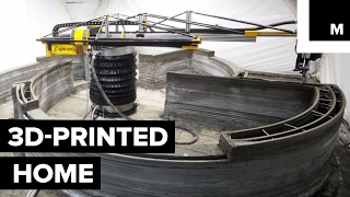 Download 3D printing a home for under $10,000 Video
