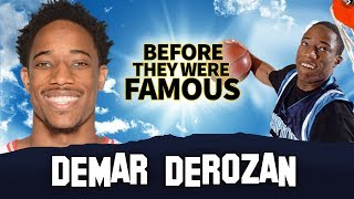 Download DeMAR DeROZAN - Before They Were Famous - Toronto Raptors Shooting Guard Video