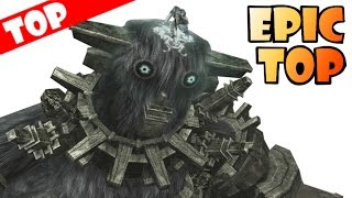Download TOP 5 MEJORES BOSSES de Shadow of the Colossus Video