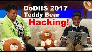 Download DoDIIS 2017- Teddy Bear Hacking with 11/ yo Cyber Prodigy Reuben Paul Video