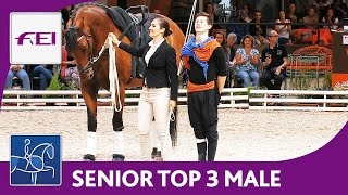 Download Top 3 Male (Senior) | World Championships Vaulting 2016 | Le Mans Video