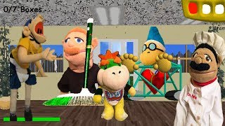 Download Jeffy's Law of Math with Cheerios Boxes! - Baldi's Basics Mod Video