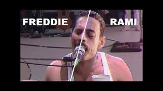 Download BOHEMIAN RHAPSODY 2018 [COMPLETE SONGS side by side with QUEEN Live Aid 1985] FULL LIVE AID SCENE Video
