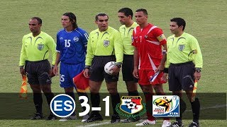 Download El Salvador [3] vs Panama [1] FULL GAME : 6.22.2008 : WCQ2010 Video