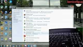 Download Ben's Tech. Advice #4 Backlit Keyboard On Sony VAIO PC Laptop Video