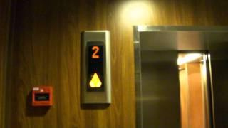 Download MacGREGOR KONE Minispace traction elevator @ Silja Line Cruiseferry, M/S Galaxy. Video