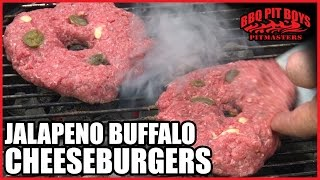 Download Buffalo Cheeseburgers by the BBQ Pit Boys Video