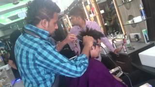 Download Nagar Hair Stylers   A-Kay New Hair Cut Video