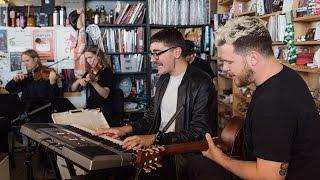 Download alt-J: Tiny Desk Concert Video