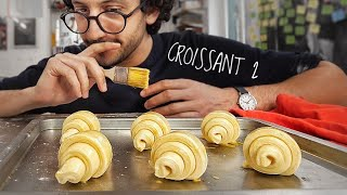 Download I Try To Make Croissants For The First Time... Video