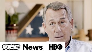 Download John Boehner Talks To Shane Smith About Bernie, Hillary And Trump (HBO) Video