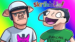 Download Skribbl.io Funny Moments - Unibrow or Skateboard? Video