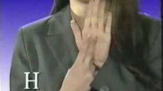 Download Znakovni jezik part 28/28, Azbuka dvorucna.flv Video