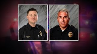 Download 2 officers shot dead after responding to 911 call Video