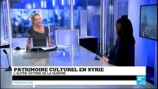 Download Patrimoine culturel en Syrie, l'autre victime de la guerre - Entretien avec Nada al Hassan Video