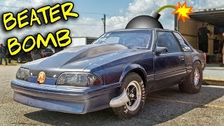 Download Beater Bomb is BACK! (800hp 4JZ Hybrid) Video