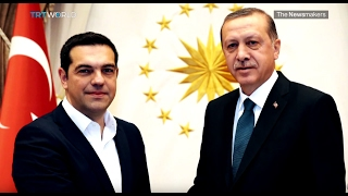 Download The Newsmakers: Turkish-Greek tensions Video