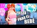 Download FIESTA para el BEBÉ en NUESTRA NUEVA CASA! BABY SHOWER!! | Ep.28 | LOS SIMS 4 - URBANITAS Video