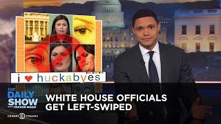 Download White House Officials Get Left-Swiped | The Daily Show Video