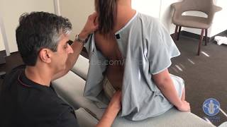Download USC Student First Chiropractic Visit - Dr. Rahim Chiropractic Video