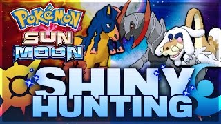 Download SHINY HUNTING! - Pokemon Sun and Moon (DOUBLE SHINY HUNTING) w/ JasonPlaysPokemon Video