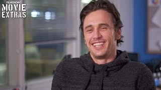 Download Why Him? | On-set visit with James Franco 'Laird Mayhew' Video