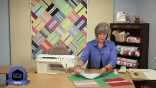 Download Quilting Quickly: Aberdeen Quilt - Patchwork Designs Adventure! Video