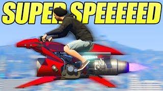 Download GTA 5 ONLINE NEW OPPRESSOR MK2 SUPER SPEED GLITCH! (Secrets, Glitches & Tricks) Video