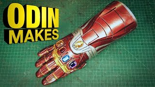 Download Odin Makes: Iron Man's Nano Gauntlet from Avengers: Endgame Video