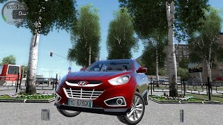 Download City Car Driving 1.5.0 HYUNDAI IX35 | TUCSON [G27] Video