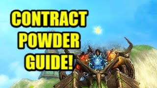 Download 5 EASY Ways to Get Contract Powder In Order And Chaos 2 Video